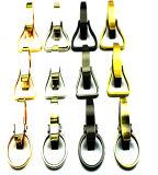 袋のアクセサリ犬クリップ(BL2122)のための熱い販売のステンレス鋼ペット旋回装置のスナップのホック