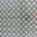 Алюминиевый лист регулировки ширины колеи алюминиевых клетчатого лист для трафика инструменты