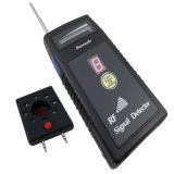 Laser-Unterstützter vielseitig begabter G-/Mtelefon HF-drahtloser Programmfehler-Detektor-steckbarer Objektiv-Sucher heimlich zuhörender Anti-Antispion
