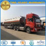 Dongfeng camion-citerne de carburant à usage intensif avec 50-55 Kl remorque Réservoir à huile