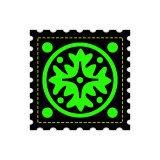 Élément de promotion Logo personnalisé tasse à café de tapis en caoutchouc PVC Souple boire Coasters