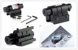 ユニバーサルコンパクトなピストル拳銃Riflescopeをハンチングを起すための赤いレーザーの視力