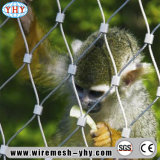 Seil-Ineinander greifen des Schutz-SS304 für Zoo