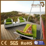 Baumaterial-im Freien ausgeführter hölzerner ZusammensetzungWPC Decking-Großverkauf