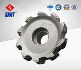Cortador de trituração de trituração das ferramentas do torno do metal do CNC com inserções Indexable