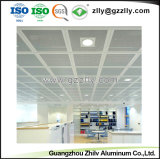 Hot Sale Sound-Absorbing suspendu faux plafond en aluminium pour le Shopping Mall