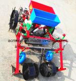 Des outils agricoles deux lignes de maïs de film plastique Machine de débroussaillage du semoir