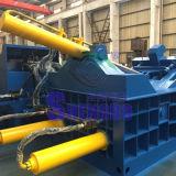 Schwermetallschrott-Verdichtungsgerät-Ballenpresse für Aluminium