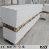 Corian acrylique blanc pur solide Prix de surface