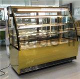 3 Regal-Gebäck-Bildschirmanzeige-Schaukasten mit Competetive Preis-Kuchen-Standplatz-Bildschirmanzeige-Maschine