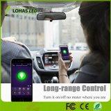 16.4футов/5m Smart светодиодный индикатор газа голос контролируемых Smart светодиодный индикатор строки для домашнего освещения