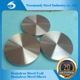 構築のための201/410/430の2b終わりのステンレス鋼の円