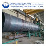 中国製オイルおよび性質のガスのためのX42-X70 API 5L SSAWの鋼管