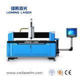 Высокая точность 1000W металлические установка лазерной резки с оптоволоконным кабелем Leiming Lm3015g3
