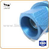鉄筋コンクリートのための青い波セグメントダイヤモンドの穿孔機ビット