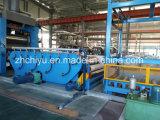 Máquina interna de Compunding del mezclador con el pesaje del sistema transportador de mezcla