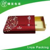 El color de impresión color/Impreso/Cajón plegable de cartón de embalaje caja de embalaje de papel de regalo