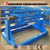 5-10 as toneladas de Uncoiler simples manual para o aço do metal bobinam Decoiler