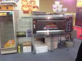 商業パン屋装置、3デッキの9皿の電気オーブン