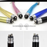 Color dental Handpiece de la turbina con Ce