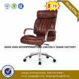 Rückseitiges Leder PU Direktor Chair (NS-9051B) des Rabatt-Lowe4r