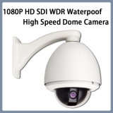 Camera van de Veiligheid van de Koepel van de Hoge snelheid van het toezicht 1080P HD SDI WDR de Waterdichte