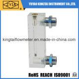 Panneau en acrylique monté sans débitmètre de la vanne de régulation de l'eau