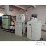 Matériel de traitement des eaux d'osmose d'inversion du prix usine 500L 5000L 50000L pour l'eau saumâtre