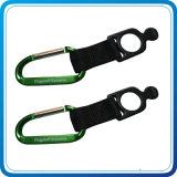 Cinghia chiave di Carabiner Keychain del supporto di modo