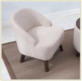 Sofá seccional de la tela de lino movible y lavable