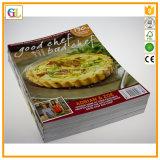 高いQaulityの薄紙表紙の料理書の印刷サービス