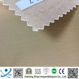 Pu bedekte Synthetisch Leer Leather/PU voor de Stoffering van de Bank/de Stof van het Leer van de Bank van de Manier met een laag