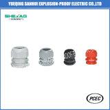 유럽 기준 IP68 플라스틱 방수 케이블 동맥 나일론 페이지 시리즈