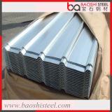 Покрашенный Gi водоустойчивый Corrugated лист толя