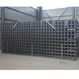 Конкретным панель ячеистой сети конструкции сваренная подкреплением