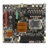 X58チップセットLGA1366サポートDDR3パソコンのマザーボード