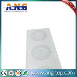 Le rouleau d'emballage autocollant 13.56MHz NFC Étiquette avec la norme ISO/CEI 14443A