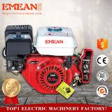 5.5HP 4 tiempos, la refrigeración por aire, de un solo cilindro, el motor de gasolina (CE)