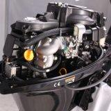 F15ABWL 15HP 4-course de bateau de moteur de démarrage électrique
