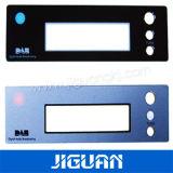 Geprägter Druckknopf-Tastaturblock-Membranschalter mit LCD-Fenster