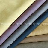 Grãos de casca de moda de couro revestido a PU tecidos sintéticos