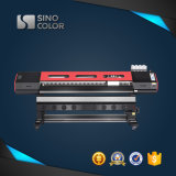 1,6M y 1,8M/3,2 m y 1440dpi China rollo a rollo impresora LED UV