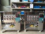 Kundenspezifische industrielle Ultraschallreinigung-Maschine/multi Becken-Ultraschallreinigung-Gerät für das Automobil-Teil-Säubern