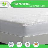 Cubierta superior del protector del colchón del telar jacquar de Tencel del polipropileno impermeable