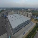 Fácil Pórtico de la fabricación de la construcción de almacén de la estructura de acero