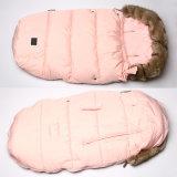 Le type neuf de l'hiver chaud et confortable le sac de couchage de bébé, l'usine se vend directement