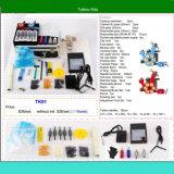 Qualitäts-Tätowierung-Installationssatz-Maschinen-kompletter Tätowierung-Installationssatz-Energien-Lieferant