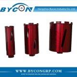 BYCON는 벽돌/돌을%s 다이아몬드 코어 드릴용 날 세트를 말린다
