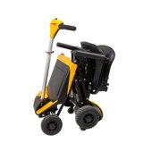 Die Mobilität, die elektrischen Roller automatisch faltet, faltet sich und erweitert