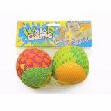 Juguete del juego del deporte para el agua o la playa, bomba 2balls de la esponja
